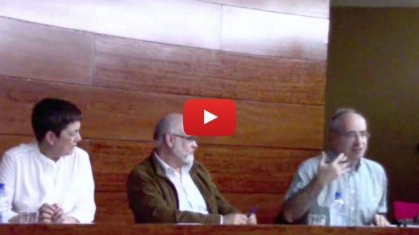 Vídeo del debate sobre el Anteproyecto de la Ley del Suelo de Canarias en la Facultad de Geografía e Historia
