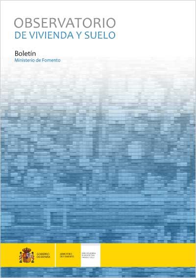 Boletín especial del Observatorio de Vivienda y Suelo sobre rehabilitación