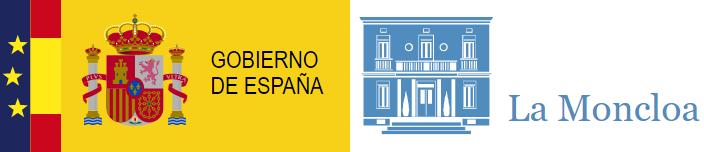 Gobierno de España. Moncloa