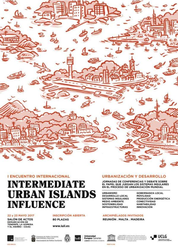 I Encuentro internacional 'Intermediate Urban Islands Influence'