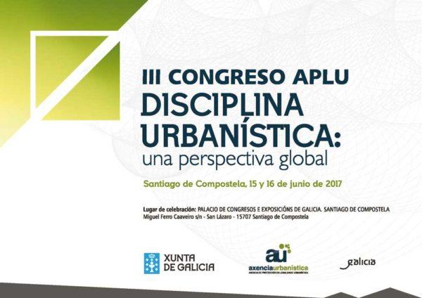 III Congreso APLU 'Disciplina Urbanística: una perspectiva global'