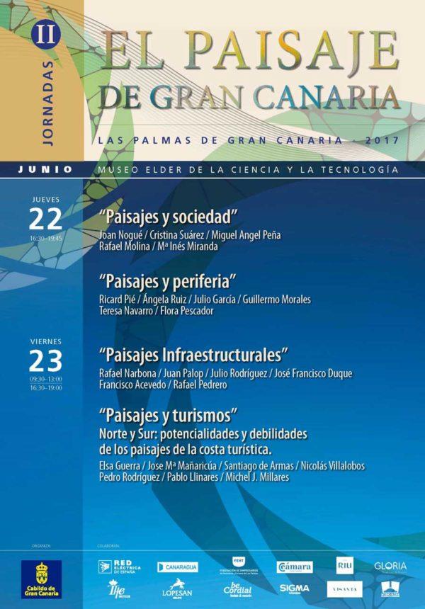 II Jornadas del Paisaje de Gran Canaria