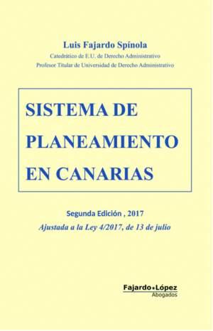 Sistema de Planeamiento en Canarias