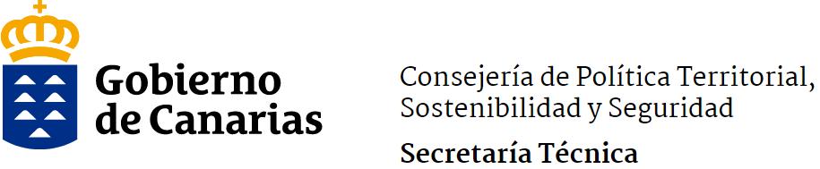 Consejería de Política Territorial