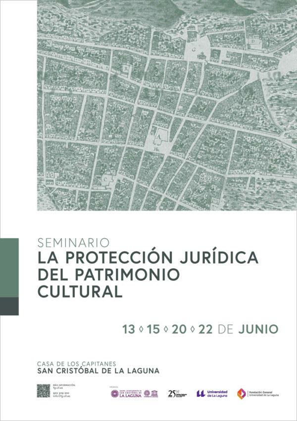 Seminario 'La protección jurídica del patrimonio cultural'