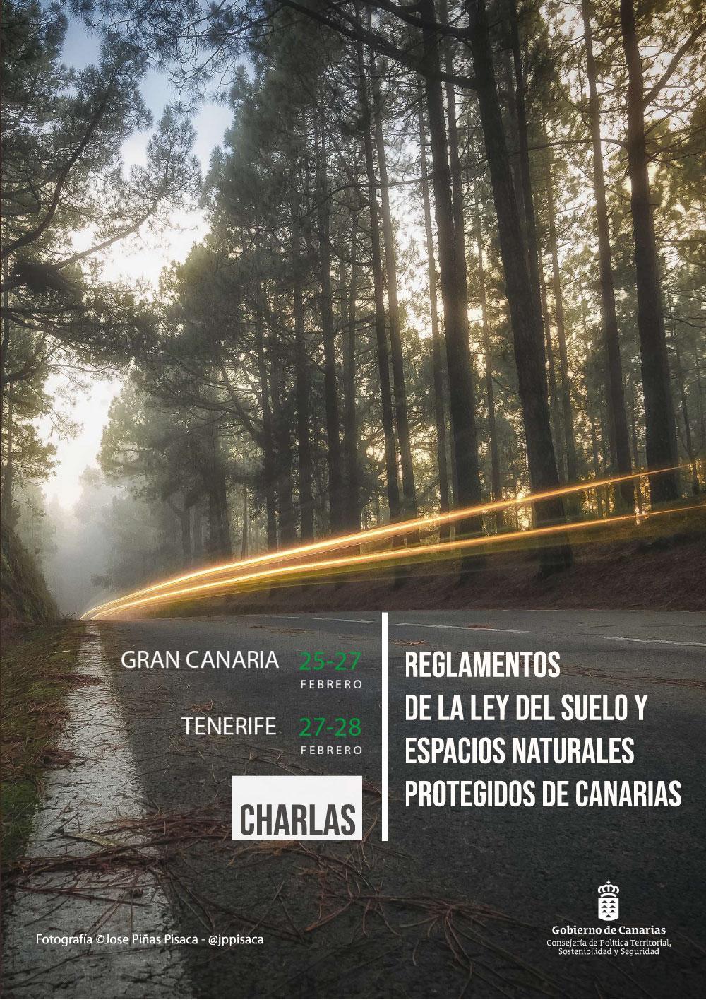reglamentos de la Ley del Suelo y de los Espacios Naturales Protegidos de Canarias