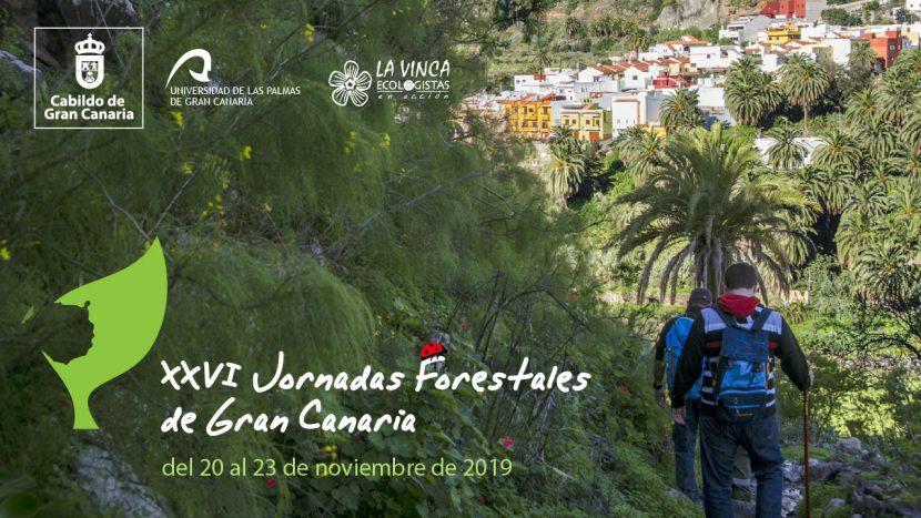 XXVI Jornadas Forestales de Gran Canaria