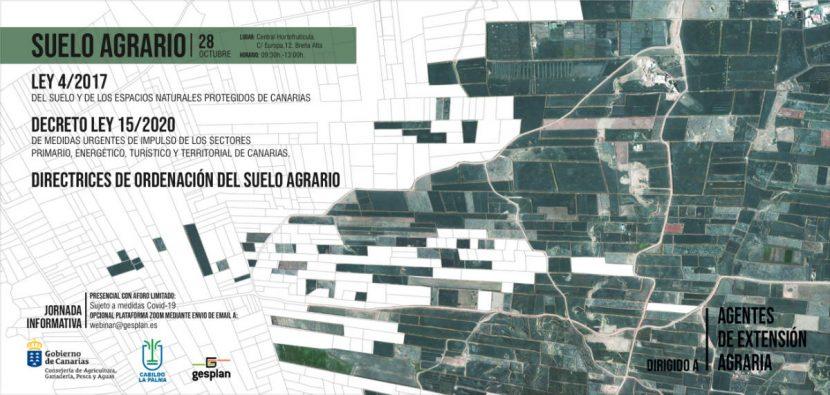 Jornada sobre ordenación del suelo agrario