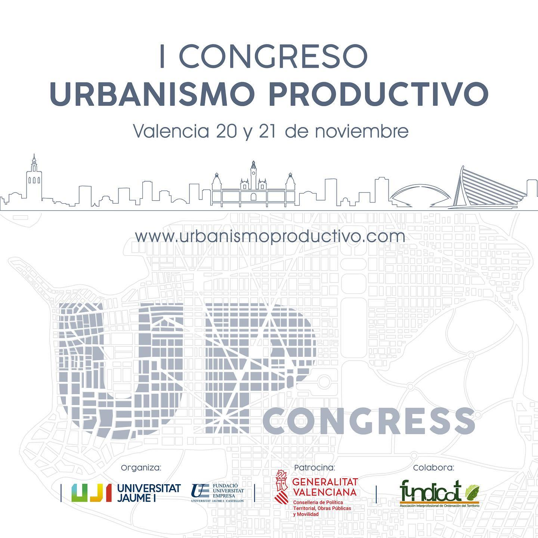 I Congreso de Urbanismo Productivo