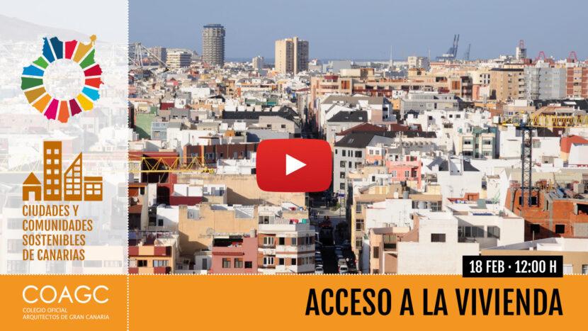 Jornada 'Acceso a la vivienda'