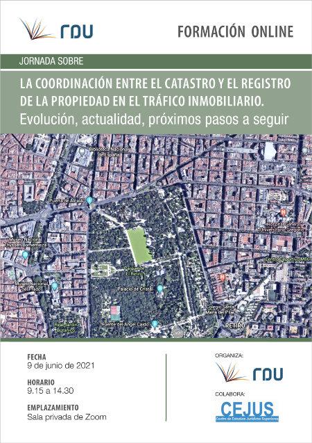 Curso 'Coordinación entre el catastro y registro de la propiedad'