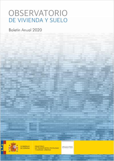 Observatorio de Vivienda y suelo 2020