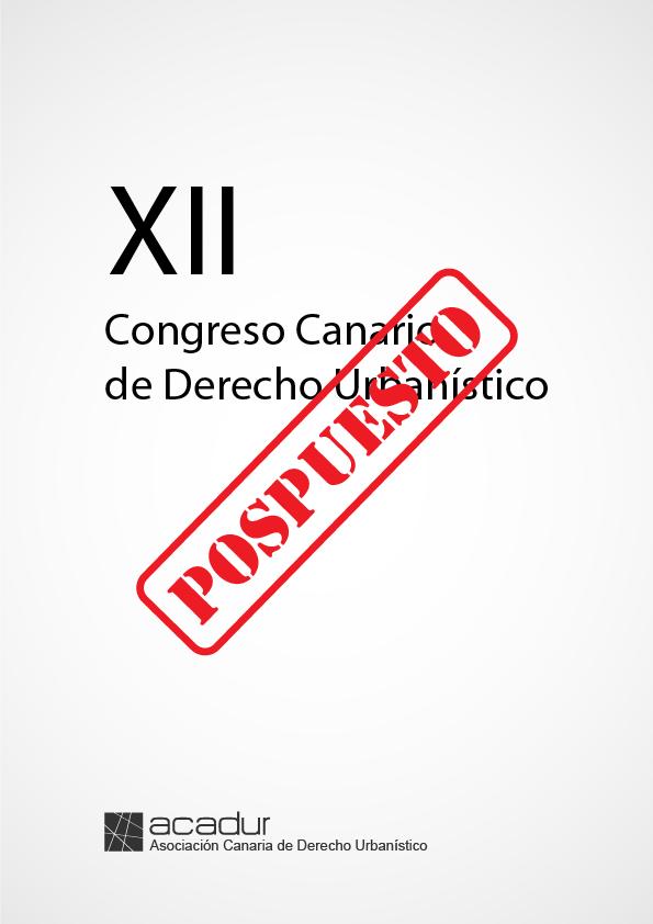 Pospuesto XII Congreso Acadur