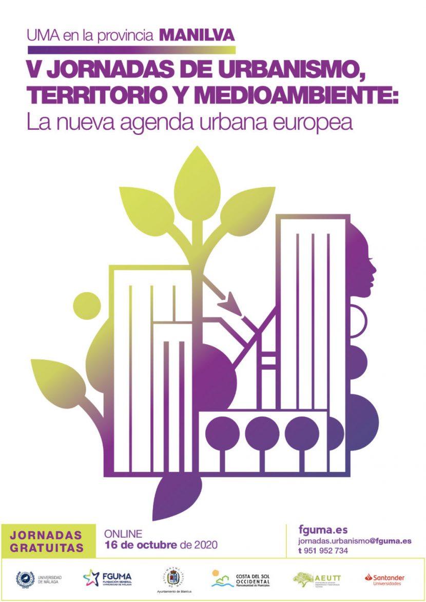 V Jornadas de Urbanismo y Ordenación del Territorio: La nueva agenda urbana europea