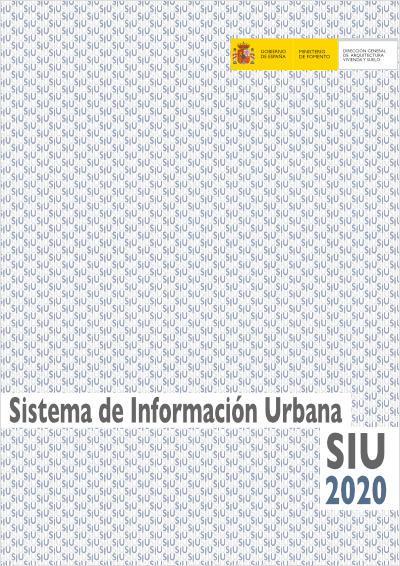 Sistema de Información Urbana 2020