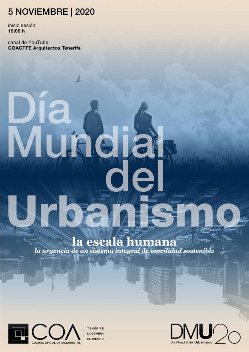 Día Mundial del Urbanismo COA Tenerife