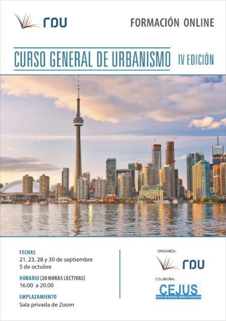 Curso General de Urbanismo